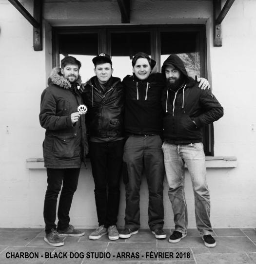 charbon black dog studio fevrier 2018
